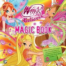 Winx club: Magic book -