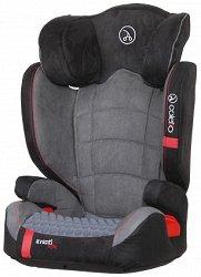 """Детско столче за кола - Avanti Isofix: Grey - За """"Isofix"""" система и деца от 15 до 36 kg -"""