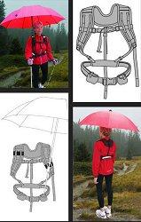 "Система за носене на чадър - За моделите ""Swing Handsfree"" и ""TeleScope Handsfree"""