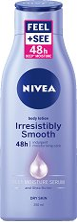 Nivea Irresistibly Smooth Body Lotion - мокри кърпички
