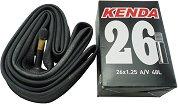 """KENDA AV 48L - 26"""" x 1.9 / 2.125 - Вътрешна гума за велосипед"""