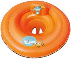 Бебешки пояс - седалка с Немо - Надуваема играчка за плуване -