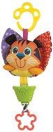 Тигър - Мека музикална играчка за детска количка или легло - играчка