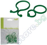 Пластмасови скоби за растения - Комплект от 10 броя