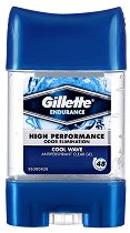 Gillette Endurance Cool Wave Antiperspirant - Део гел против изпотяване -