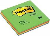 Самозалепващи листчета - Пролет - Кубче от 100 листчета с размери 7.6 x 7.6 cm