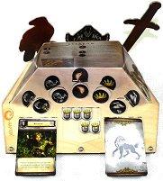 Игра на тронове - Органайзер за компоненти на настолна игра - играчка
