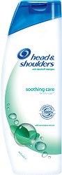 Head & Shoulders Soothing Care - Успокояващ шампоан против пърхот с екстракт от евкалипт -