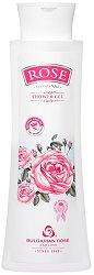Душ гел с розово масло - продукт