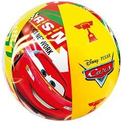 """Надуваема топка - Колите - Детска играчка от серията """"Колите"""" -"""