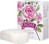 """Крем сапун с розова вода - От серията """"Rose"""" - крем"""