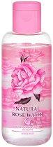 Натурална розова вода - шампоан