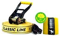 Комплект за слаклайн - Classic Line X13 Tree Pro Set - С протектори за дървета