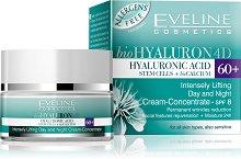 """Интензивно стягащ дневен и нощен крем 60+ - От серията """"Eveline Bio Hyaluron"""" - гел"""