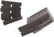 Остриета за нож за почистване - 40 mm - Комплект от 10 броя - продукт