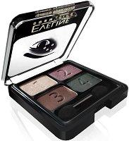 Eveline Quattro Eyeshadow - Четирицветни сенки за очи -