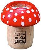 Калейдоскоп - Гъба - Дървена играчка - играчка