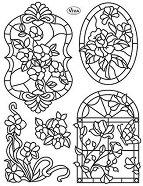 Силиконови печати - Tiffany Style -