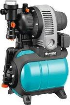 """Хидрофорна уредба с цилиндричен съд - 3000/4 Eco - От серия """"Classic"""""""