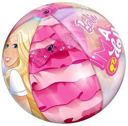 Топка - Barbie - Надуваема играчка - топка
