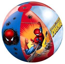 Топка - Спайдърмен - Надуваема играчка - играчка
