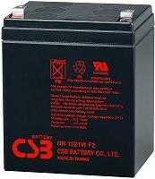 HR 1221W 12V / 5.3Ah - Оловно-кисела батерия за UPS устройства с размери 90 / 70 / 101.8 mm - батерия