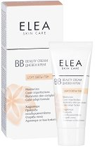 Elea Skin Care BB Cream - Хидратиращ BB крем за лице - дезодорант