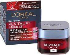 L'Oreal Revitalift Laser Renew Deep Anti-Ageing Care Day Cream - продукт