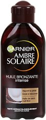 Garnier Ambre Solaire Bronzing Oil - мляко за тяло