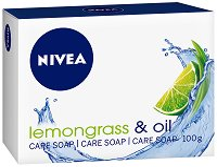 Nivea Lemongrass & Oil - сапун