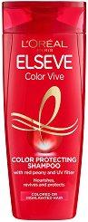 Elseve Color Vive - Шампоан за интензивен цвят на боядисана коса - шампоан