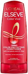 Elseve Color Vive - Балсам за интензивен цвят на боядисана коса - шампоан