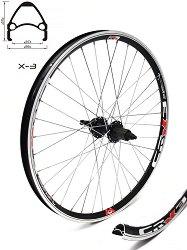 """X-3 26"""" - Задна капла за велосипед"""
