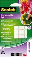 Залепващи монтажни квадратчета - Комплект от 84 броя