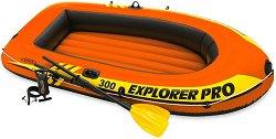 Надуваема лодка - Explorer Pro 300