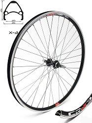 """X-3 28"""" - Задна капла за велосипед"""