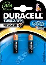 Батерия Turbo Max AAA - Алкална (LR03) - 2 ÷ 4 броя - батерия