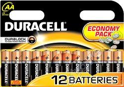 Батерия AA - Алкална (LR6) - 2, 4, 8, 12 броя - батерия