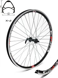 X-3 + Joytech JY-751 - Предна капла за велосипед