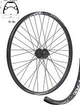 X-6 + JY-D041 - Предна капла за велосипед