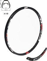 X-8 - Шина за велосипедна гума