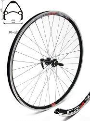 X-3 - Задна капла за велосипед