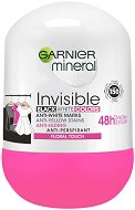 "Garnier Mineral Invisible Black, White And Colors - Ролон от серията ""Deo Mineral"" - дезодорант"