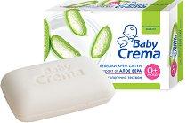 Бебешки крем сапун с екстракт от алое вера -