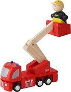 Пожарна кола - количка