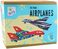 Направи сам - Самолети - Творчески комплект - образователен комплект