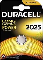 Бутонна батерия DL2025 - Литиева 3V - 1 ÷ 2 броя - батерия