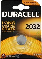 Бутонна батерия DL2032 - Литиева 3V - батерия