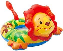Надуваем детски пояс - Лъвче - Аксесоар за плуване - релса