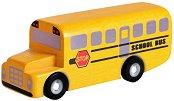 Училищен автобус - творчески комплект